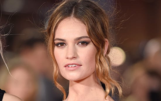 Lily James on Being the Face of Burberry, Her Long Love of Perfume, and Her Downton Abbey Co-Stars' Signature Scents