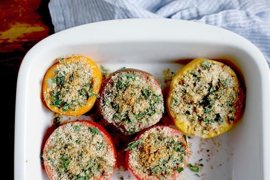 Dinner Tonight: Herb Baked Tomatoes