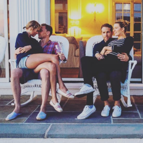 Taylor Swift and Tom Hiddleston's Cute Pictures