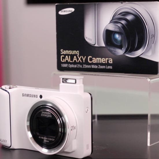 Samsung Galaxy Camera Review (Video)