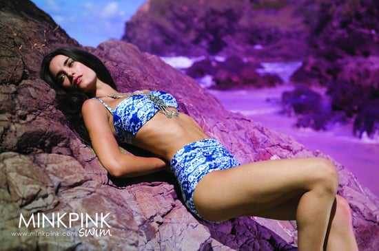 Are You Swimsuit Ready? Scope the MinkPink Summer 2011 Swimsuit Look Book: Bikini Babe Ahoy!
