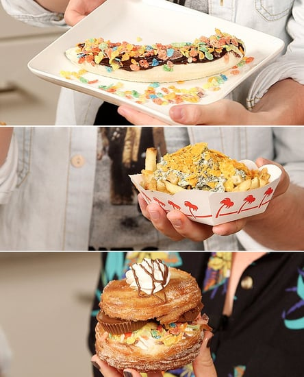 Gawk at These Crazy-Fun Food-Trend Mashups