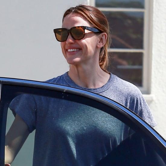 Jennifer Garner Out in LA March 2016 | Pictures