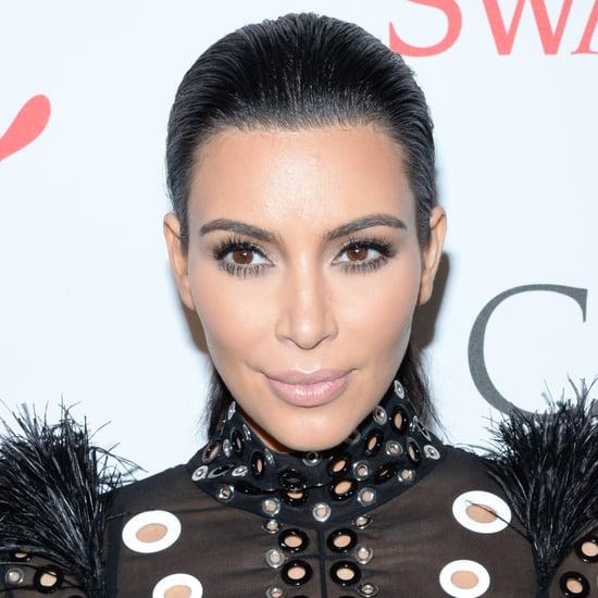 Celebrity Hair and Makeup at CFDA Awards 2015