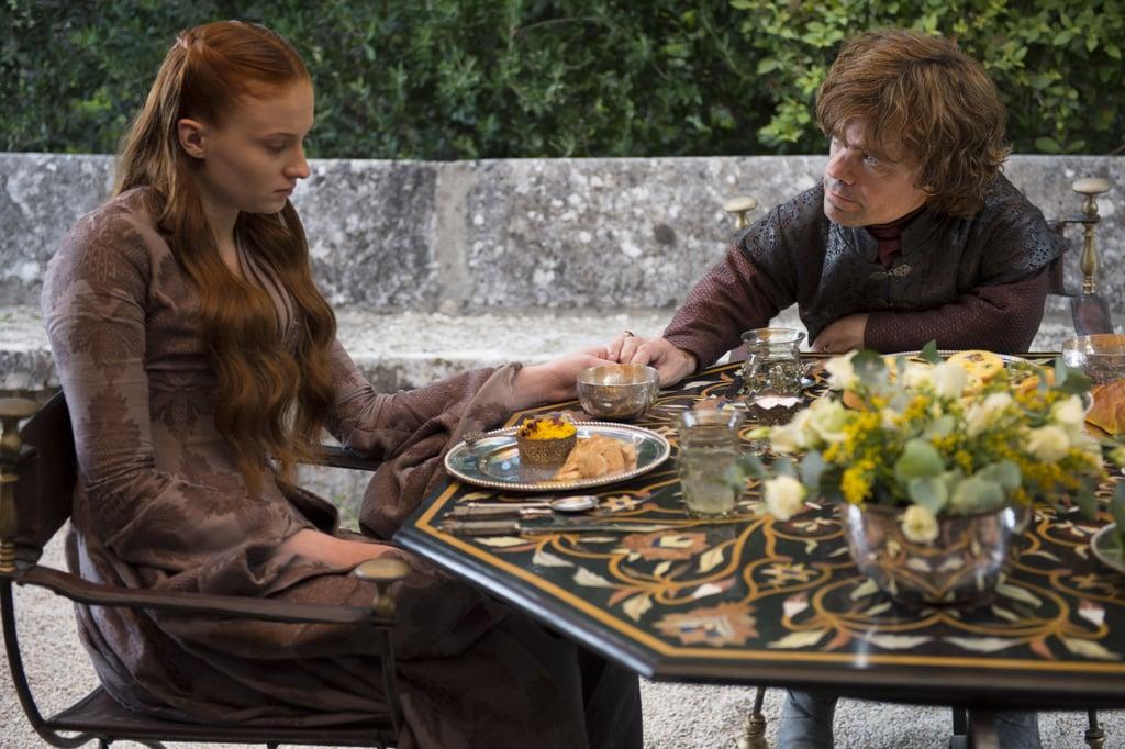 Tyrion Lannister Is a Regular Brad Pitt