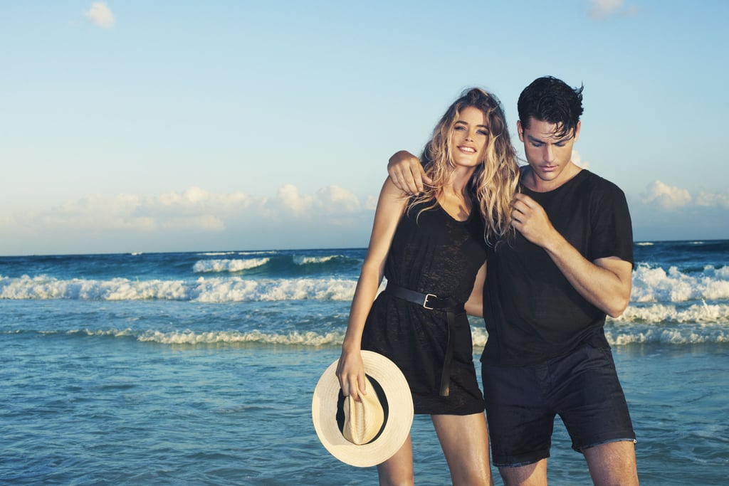 Doutzen Kroes is the face of the H&M High Summer 2013 campaign.
