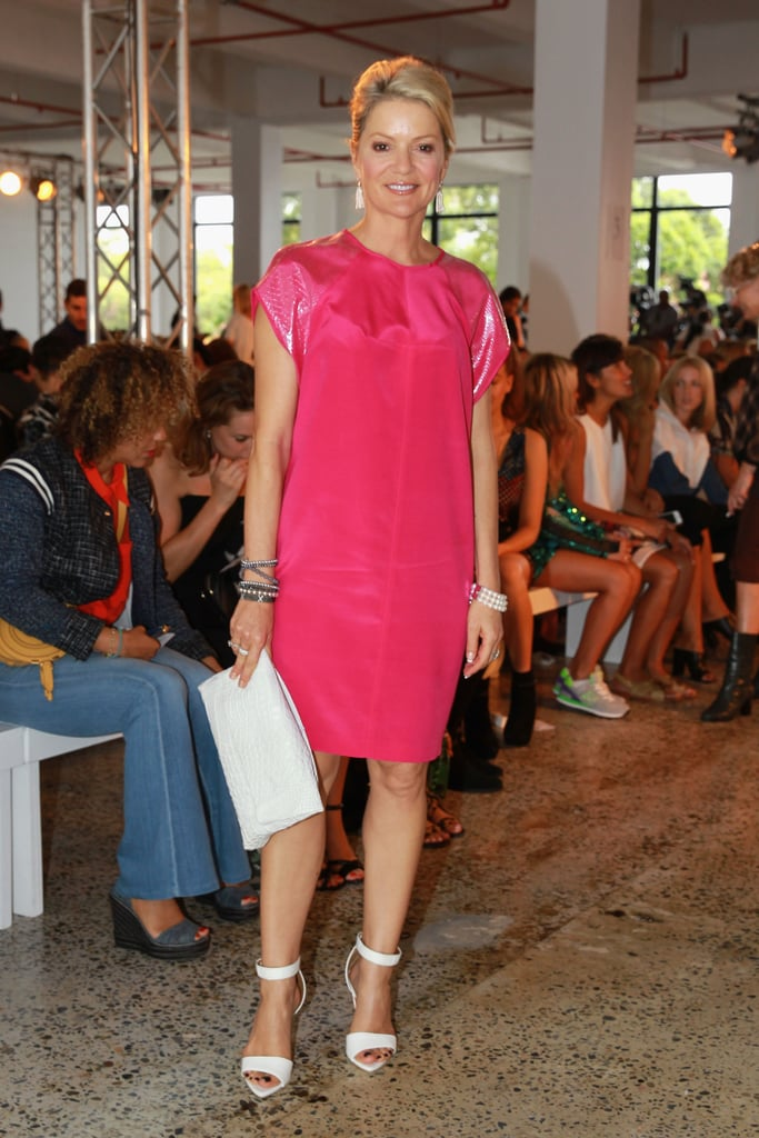 Sandra Sully at MBFWA Day Three