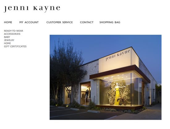 Fab Site: Jenni Kayne Takes Her Business Online