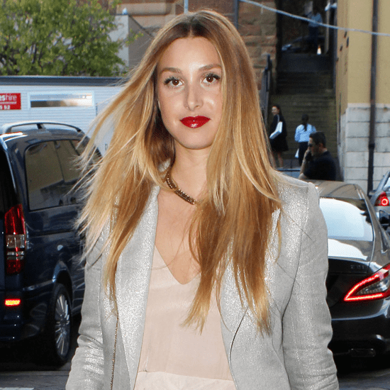 Whitney Port at Australia Fashion Week
