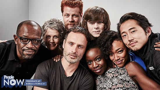 Fanboys and Fangirls, Rejoice! The Walking Dead and Stars Wars Have Joined Forces