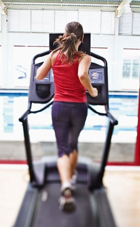 Increase the Incline on Treadmill For More Efficient Workout