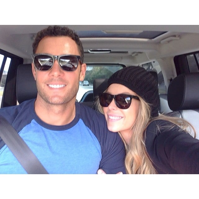 The couple went on a road trip in April 2014. Source: Instagram user jenhawkins_