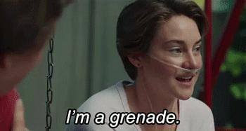 """""""I'm a Grenade"""""""