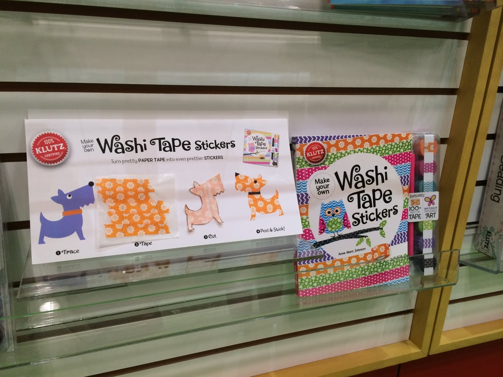 Klutz Washi Tape Stickers