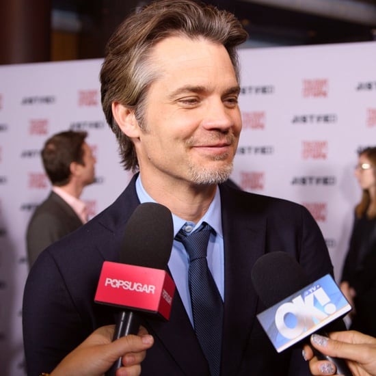 Timothy Olyphant Interview For Justified