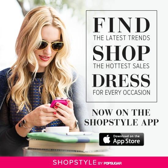 New ShopStyle App
