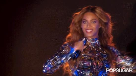 When She Doled Out One of the Most Epic Hair Flips Ever