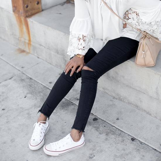 Ways to Wear White Sneakers