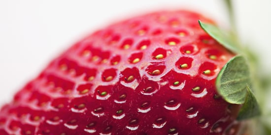 Would You Eat Liquid-Silk-Dipped Strawberries?