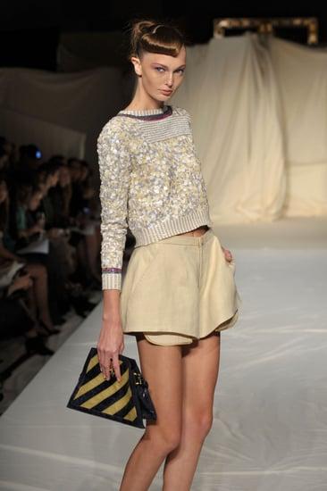 New York Fashion Week: Cynthia Rowley Spring 2010