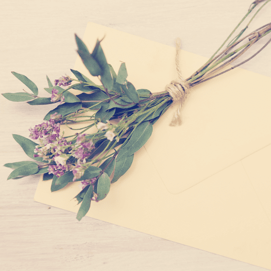 Vintage Love Letters