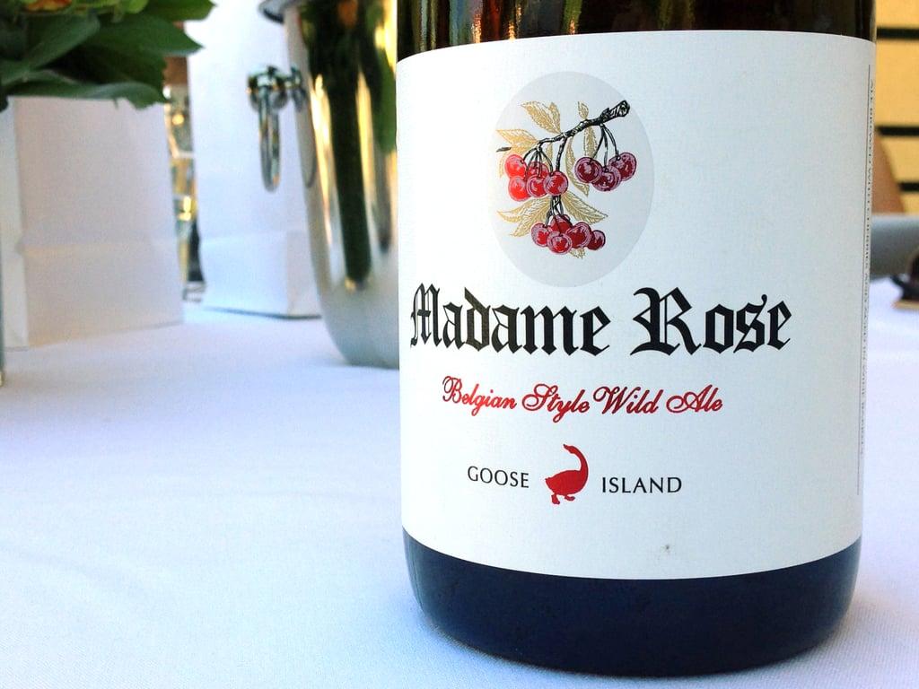 Goose Island Madame Rose Belgian Style Wild Ale