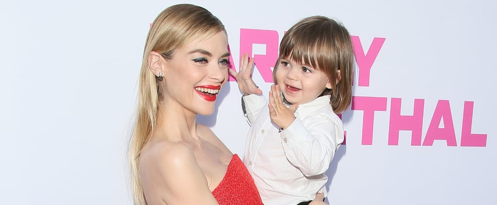 Jaime King's Red Carpet Outing Made For Some Really, Really Cute Family Photos