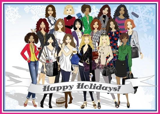 Happy New Year From All of the Sugar Girls!