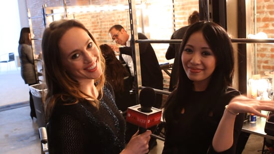 Michelle Phan Interview at New York Fashion Week Fall 2011