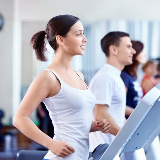 How to Burn More Calories on the Treadmill