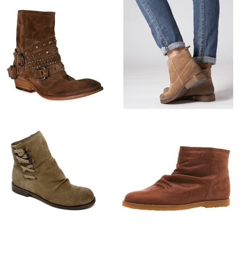 Shopping: Get Ready For Fall With a Low-Heeled Boot