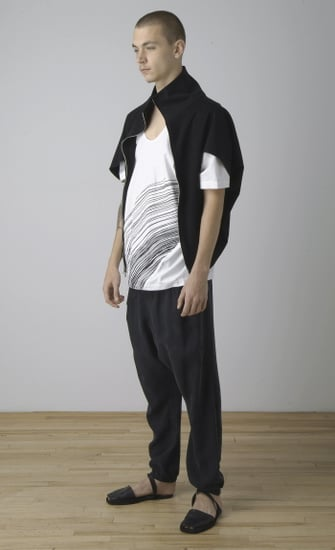 The Zero + Maria Cornejo Menswear Collection is Slightly Skewed and Off-Kilter