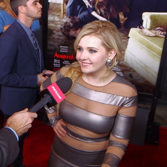 Abigail Breslin at August: Osage County Los Angeles Premiere
