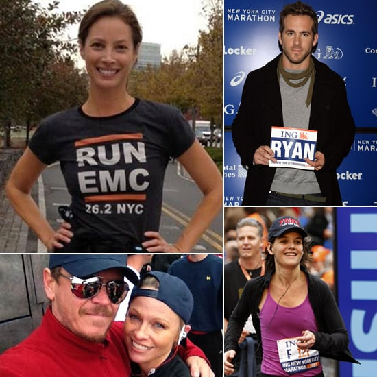 Celebrities Who Have Gone the Distance — All 26.2 Miles