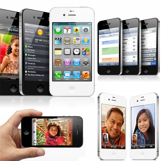 iPhone 4S Preorders