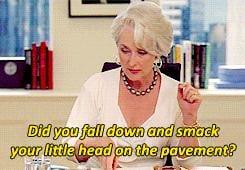 The Devil Wears Prada Best Quotes