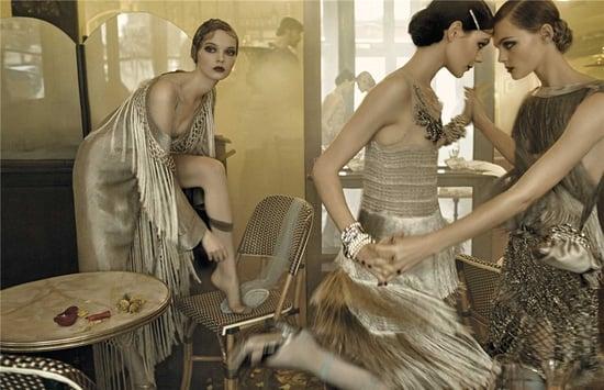 Fab Ad: Alberta Ferretti Spring '09