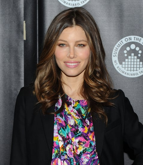 Jessica Biel Wants to Climb Mount Everest