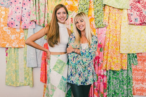 What the Lilly Pulitzer Team Wears to Work (Color! Prints!)