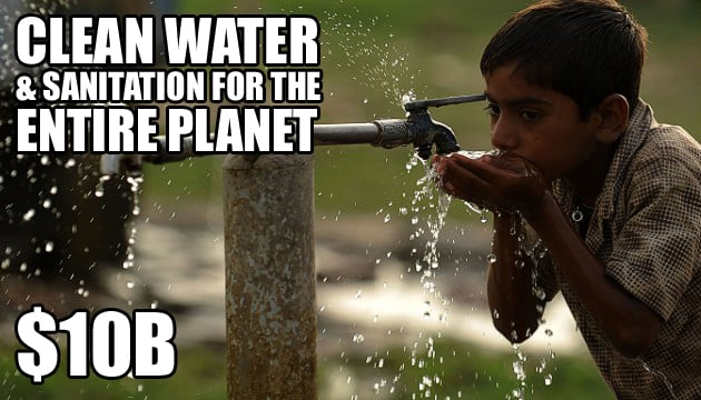 """<a href=""""http:/... Water For the Planet</a>"""