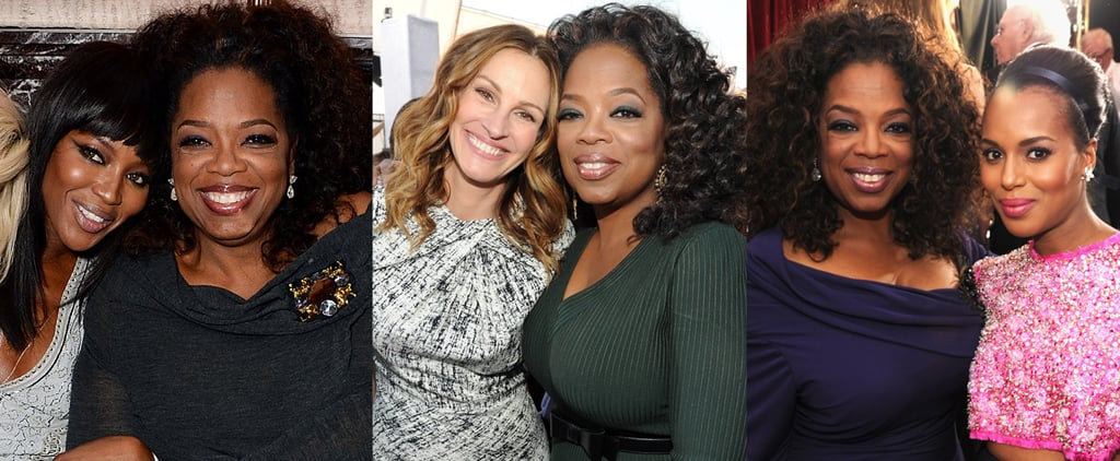 Everyone Wants a Photo With Oprah