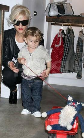 Gwen Stefani's Harajuku Mother's Style