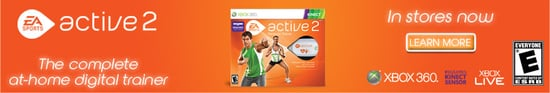 Get a Jump on Your New Year's Resolution. Win EA SPORTS Active 2 & Wii Console!