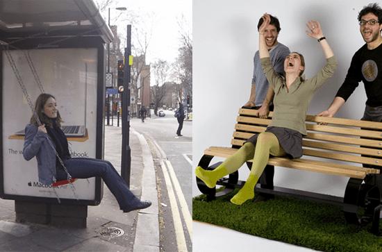 Cool Idea: Play in Public