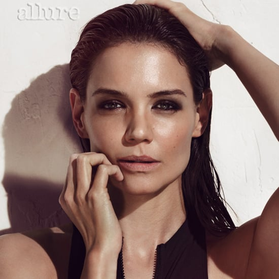 Katie Holmes on the Cover of Allure April 2013 | Pictures