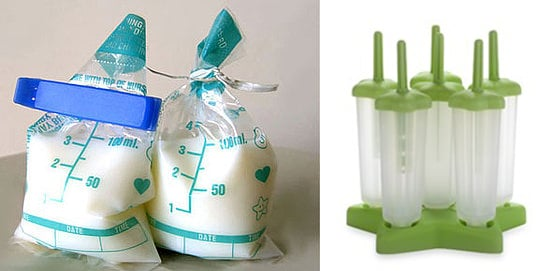 Breast Milk Popsicles For Babies