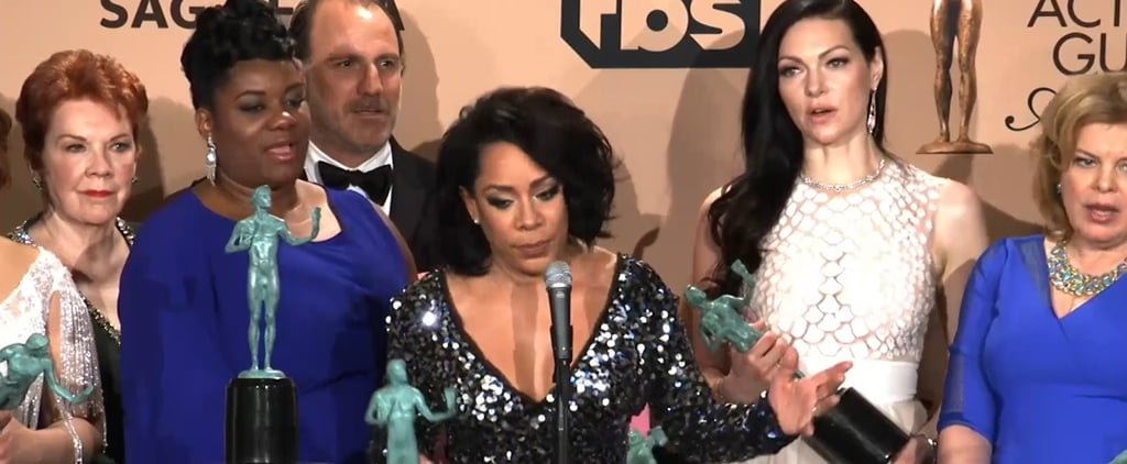 The OITNB Cast Has the Perfect Solution to #OscarsSoWhite
