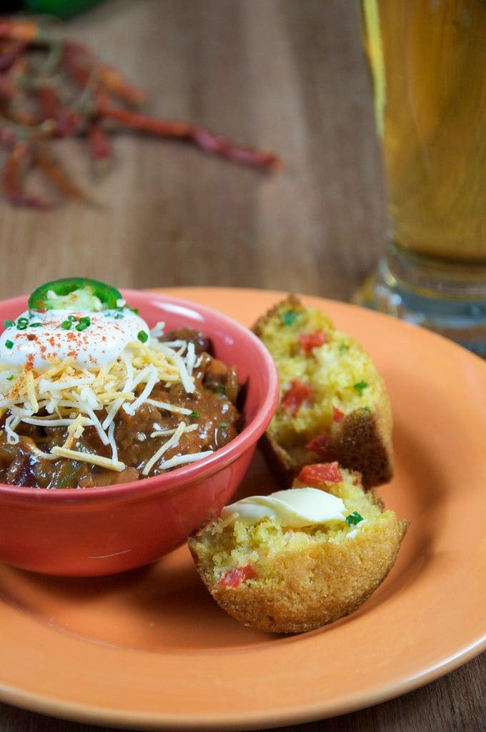 Texas: Beef Chili (Chili Con Carne)