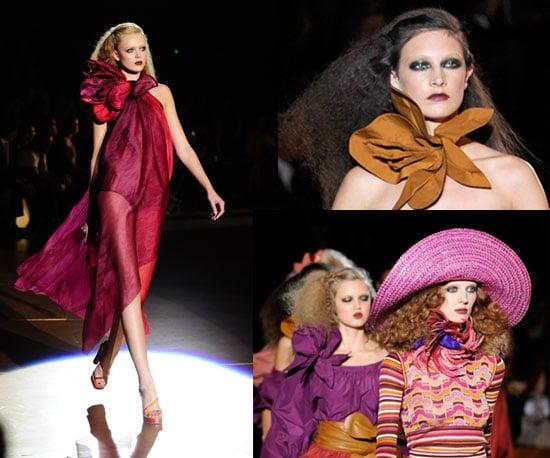 2011 Spring New York Fashion Week: Marc Jacobs