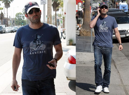 Photos of Ben Affleck, Whose Mom Admitted Jennifer Garner Was Pregnant